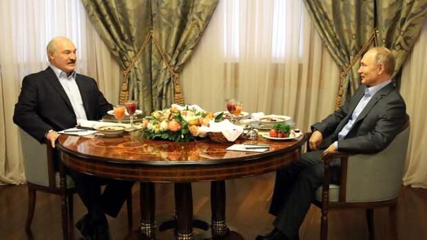 Путин и Лукашенко планируют встретиться в ближайшее время