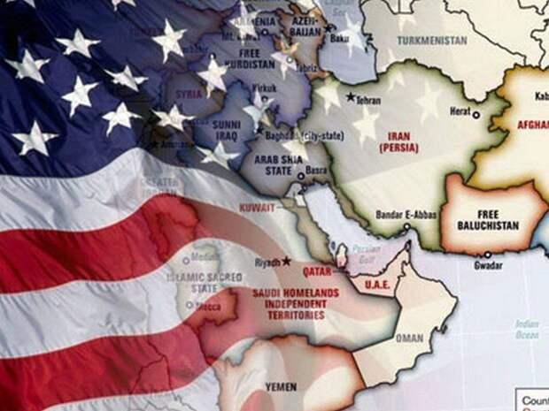 Мир на Ближнем Востоке наступит, когда регион покинут Штаты