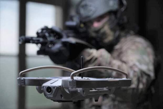 Выпущено второе поколение тактического дрона Loki для оснащения спецподразделений
