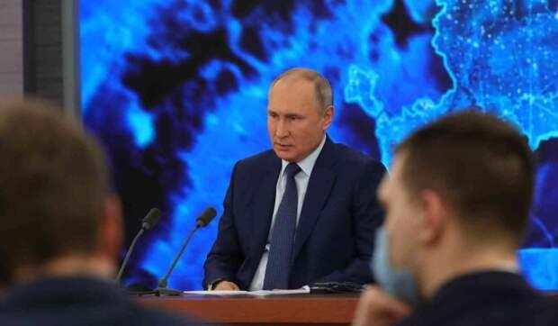 Британцы требуют от журналиста BBC извиниться перед Путиным за выходку на пресс-конференции: Опозорил страну
