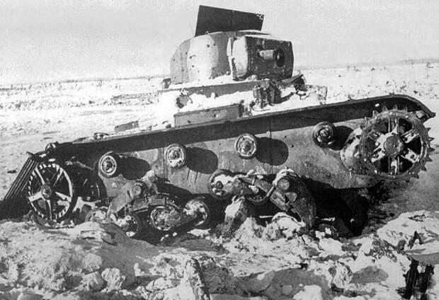 Как Красная Армия применяла боевых роботов на Советско-финляндской войне