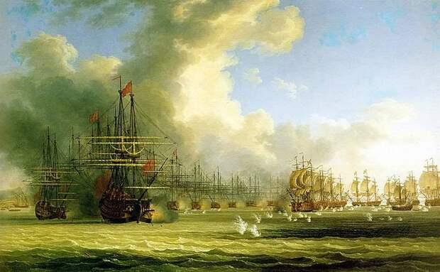Как русские «турецкий флот атаковали, разбили, разломали, сожгли, на небо пустили, потопили, в пепел обратили…»