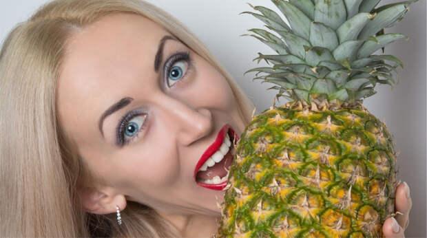 Почему стоит есть ананас и как это делать вкусно