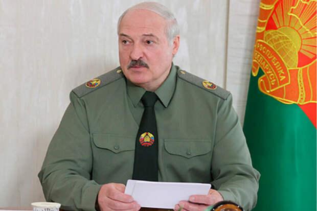 Лукашенко: политика Европы может привести к глобальному конфликту