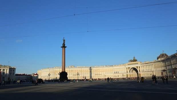 Фан-зона Евро-2020 на Дворцовой площади Петербурга вместит до 6,5 тысячи человек