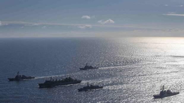 Британцы посоветовали Королевскому флоту «не расслабляться» в Черном море