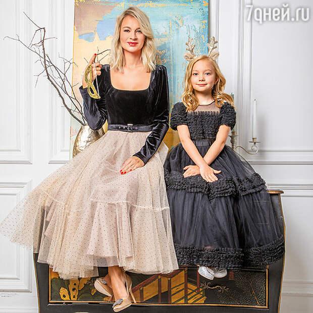 Андрей Бурковский: «Жена и дети — это мой тыл»