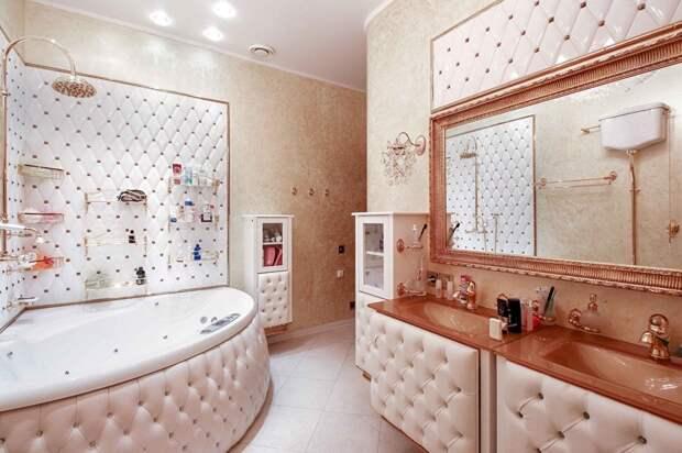 Дорого, богато: как выглядит квартира в Москве за 1,8 млн рублей в месяц