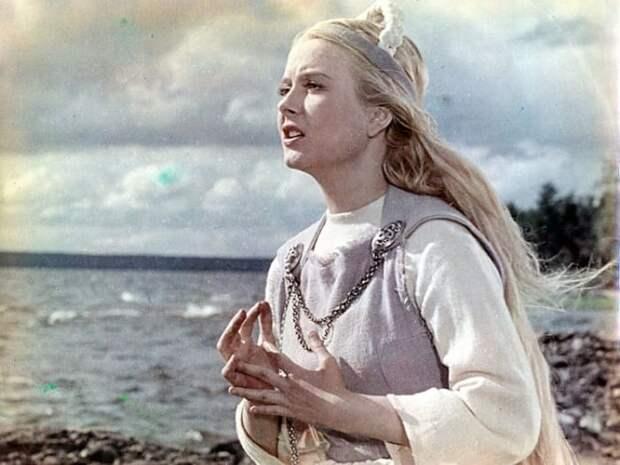 Эве Киви в фильме *Сампо*, 1958 | Фото: kino-teatr.ru