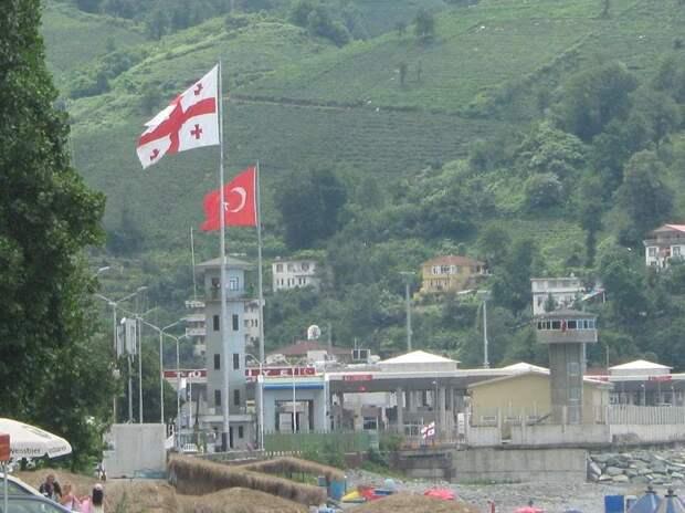 Грузия: Хотели в Европу – пришли в Турцию