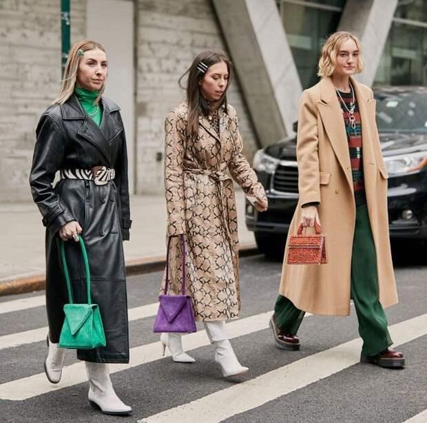Уличная мода 2021: подборка модных образов для осени