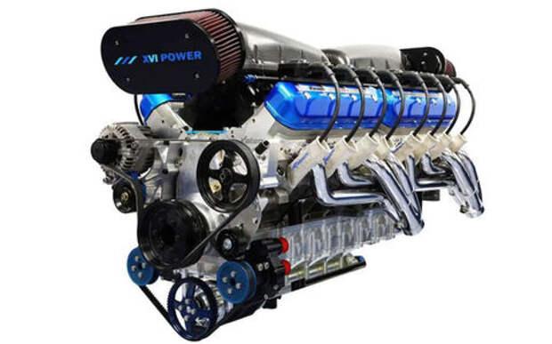 2200 сил в двигателе вам хватит? Надо всего $100 000
