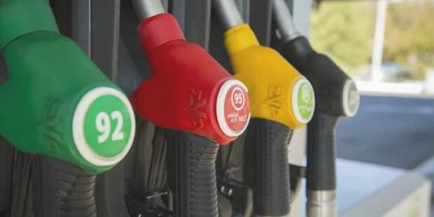 Россия планирует закупку бензина из Белоруссии