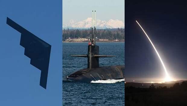 Япония обеспокоена отставанием США отРоссии вмодернизации ядерной триады