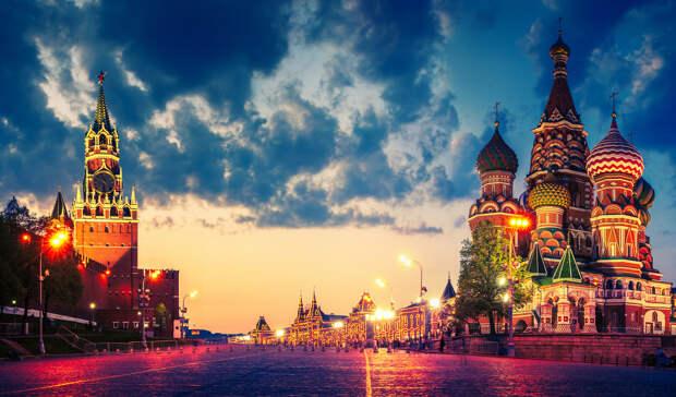 Путешествие украинцев в Россию