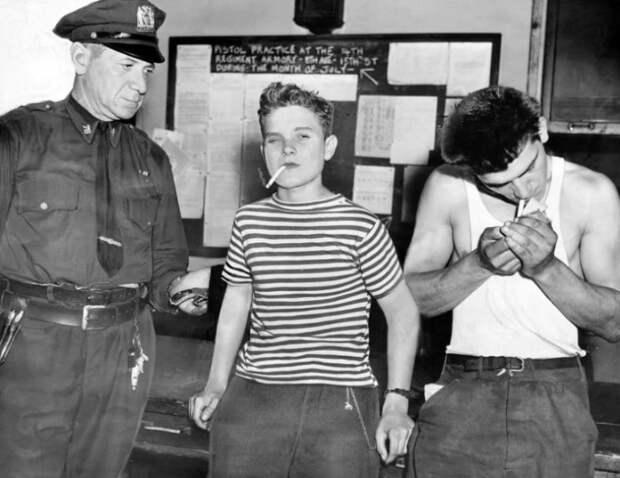 8 жестоких фото преступного мира Нью-Йорка 20 века