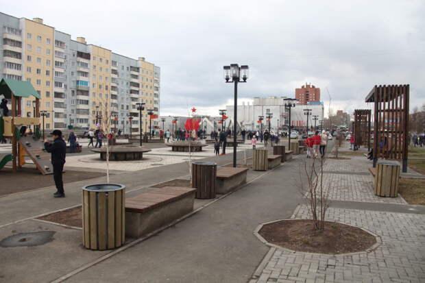 Праздничный концерт, посвященный Дню Победы, завершился в Братске. Фото и видео