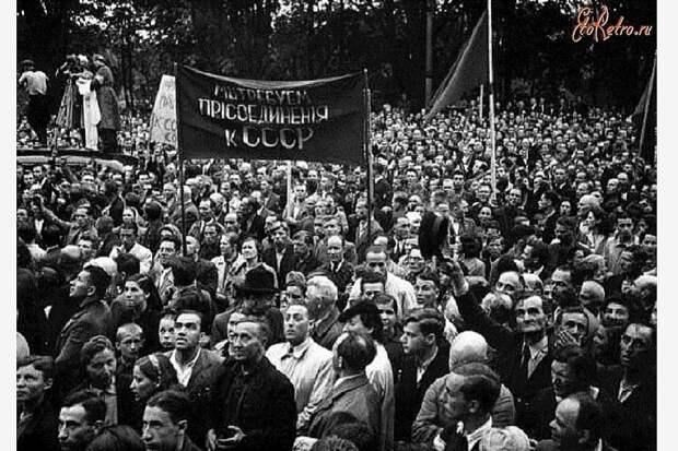 Сегодня ровно 81 год добровольному вступлению Эстонии в СССР