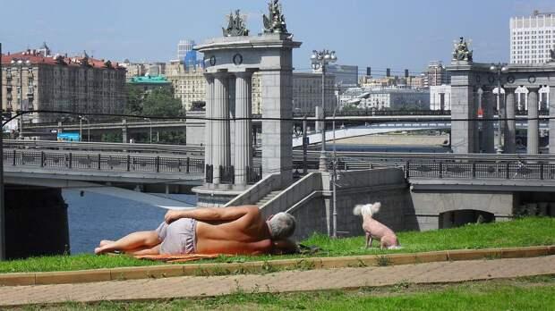 Россиян предупредили об аномальной жаре в ближайшие дни