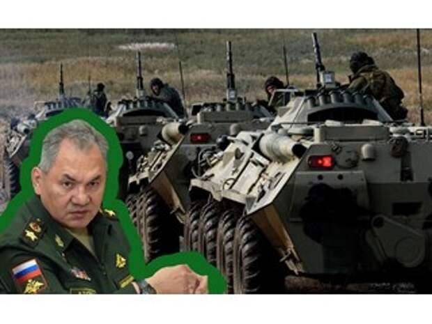 Великолепная 20-ка: зачем России новые воинские соединения?