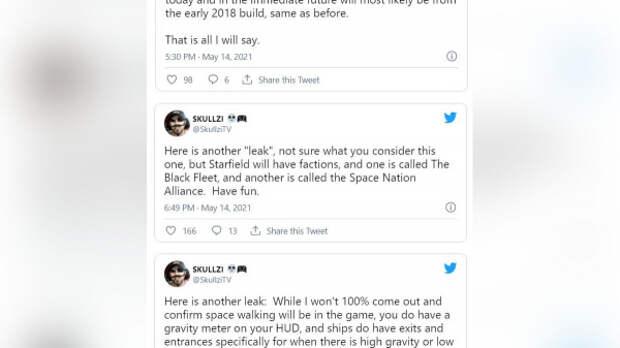 Новые скриншоты ожидаемой игры от Bethesda уже в сети