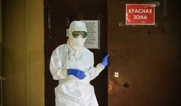 Суточный прирост заразившихся COVID-19 в России составил 22,8 тысячи
