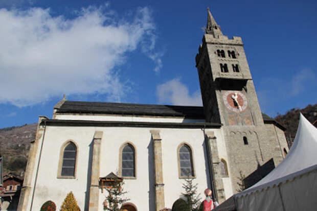 Жуткая находка в маленькой швейцарской часовне потрясла ученых