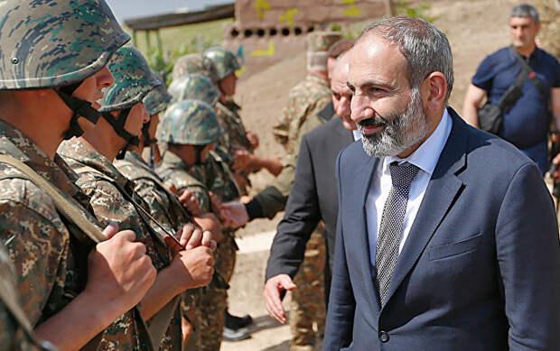 Русские бойцы не защищают Нагорный Карабах из-за Пашиняна