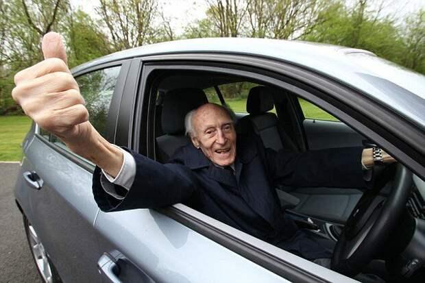 """""""Пенсионеры за рулём опаснее женщин"""": почему мой отец, хоть и сам уже на пенсии, а так считает"""