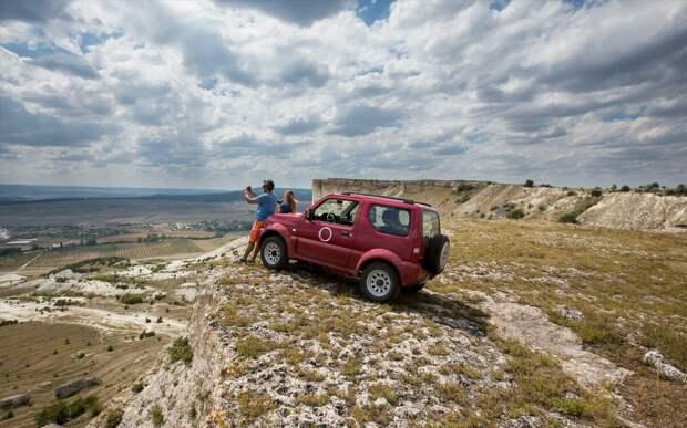 Крым – куда лучше поехать отдыхать на машине?