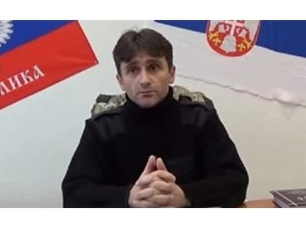 Деян Берич: Мир наступит, когда Россия сломает хребет нацизму на Украине