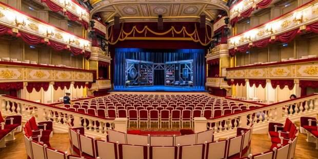 Для пенсионеров из Бабушкинского запустили театральный онлайн-курс