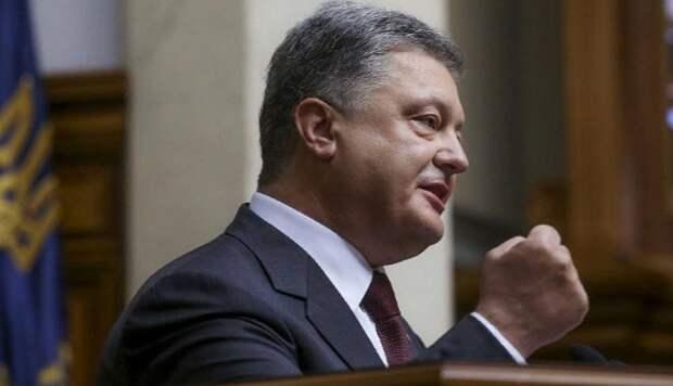 """Не связывайтесь с Россией: Порошенко предложил немцам альтернативу """"Северному потоку-2"""""""