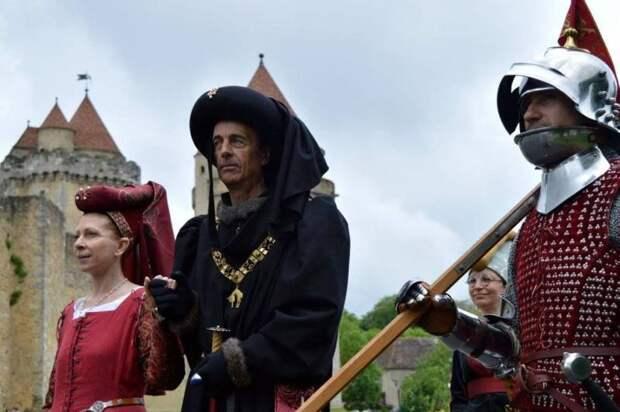 Рыцари Столетней войны: набеги, замки и осады