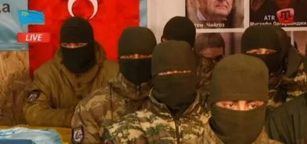 Турция готовила боевиков для захвата Крыма, когда он был еще украинским