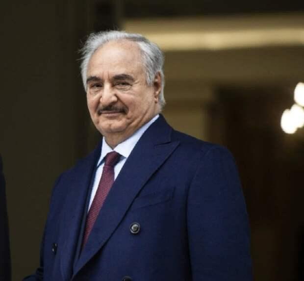 Хафтар заявил о готовности ещё раз приехать в Москву для переговоров
