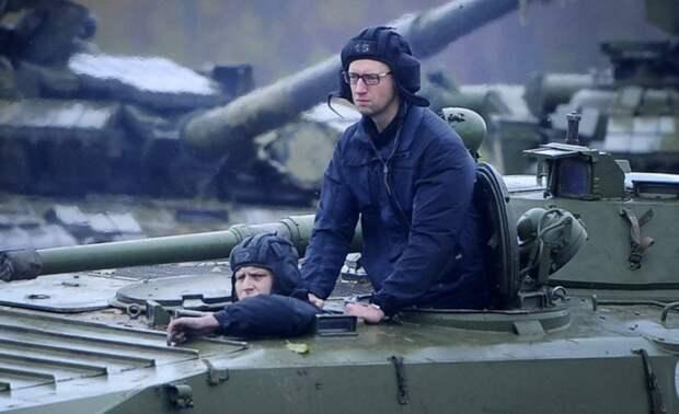 Картинки по запросу яценюк в чечне доказательства