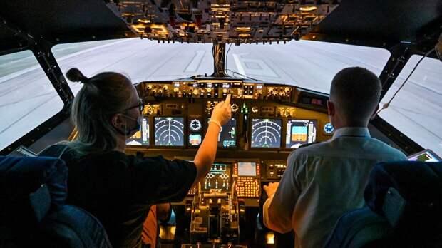 Austrian Airlines получила разрешение осуществить рейс в Москву в облет Белоруссии