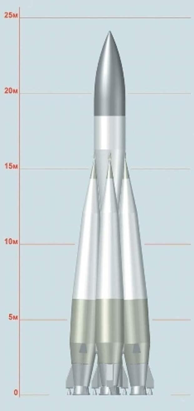 Большая ракета Сталина
