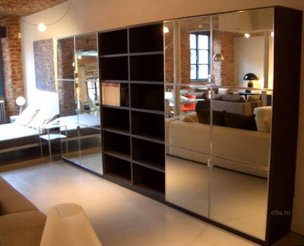 Как увеличить пространство в квартире?