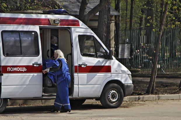 Часть сотрудников крымской «скорой» скончалась от COVID