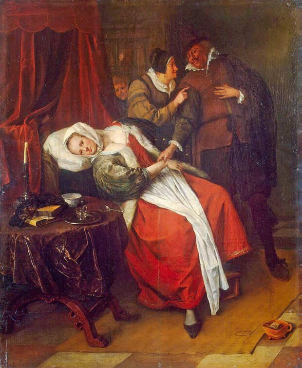 """Анна Грин. Женщина """"обманувшая"""" смерть. Лига историков, Анна Грин, Англия, 17 век, Медицина, Длиннопост"""