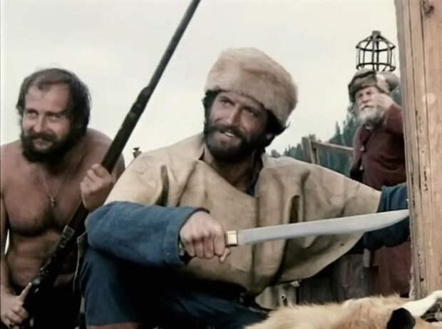 "Кадр из фильма ""Ермак"" 1996 г."