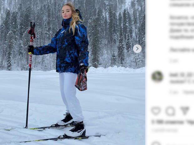 Дочь Пескова раскритиковала правительство после поездки на Алтай