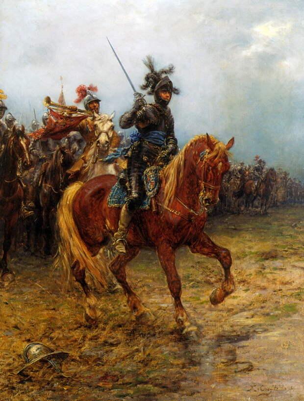 Принц Руперт в бою - Скрежет стали, стук копыт | Warspot.ru