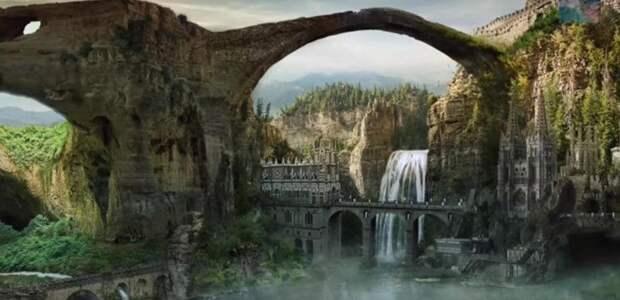 Тайна древнего города в джунглях Бразилии