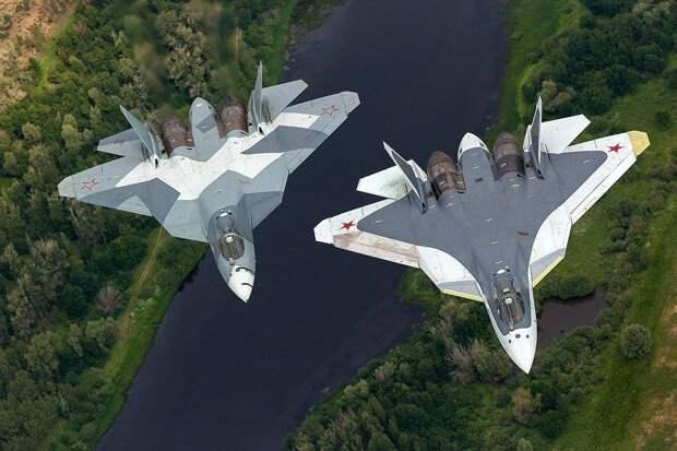 NI: Россия потеряет секретные технологии, если продаст Китаю Су-57