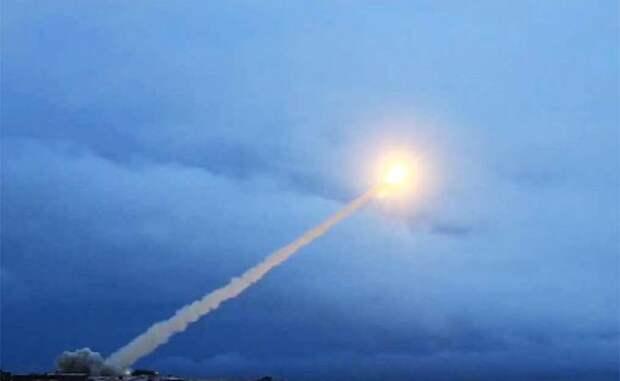 Ракета, которая убойнее «Калибра». Полет нормальный