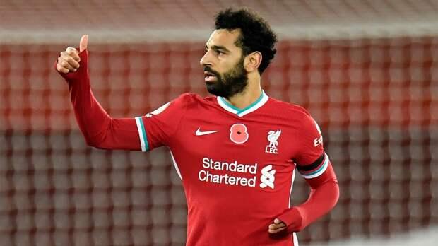 Салах: «Верю, что у «Ливерпуля» все наладится. В Лиге чемпионов мы хорошо справляемся»