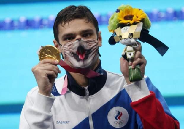 Рылов выиграл золото на 200-метровке и стал двукратным олимпийским чемпионом